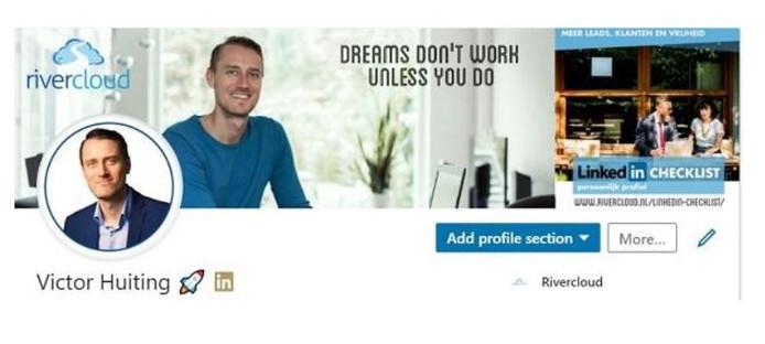 Victor Huiting LinkedIn voor Bedrijven- Miracle Marketing Podcast