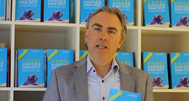 Groei harder dan ooit - Sandor Willems - Miracle Marketing Podcast